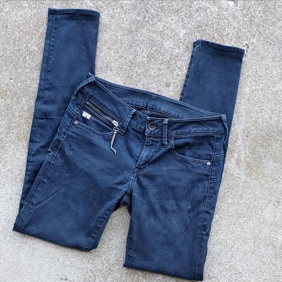 66385a79b51 G-Star Jeans   Gstar Skinny Midge Sculpted Low Waist 28x30   Poshmark